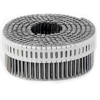 Гвозди на пластиковой ленте 2,5х45 мм оцинкованные кольцевые