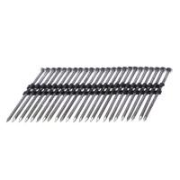 Реечные гвозди 21 градус 4.2х145 мм, гладкие гвозди RK 42/145