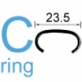 Скоба C-ring