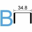 Скоба тип 35 (Packfix/B)