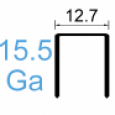 Скоба тип 15.5Ga для паркета