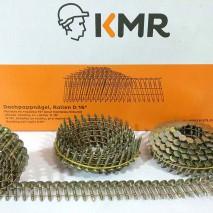 Кровельные гвозди KMR DPN 31X25 ершеные оцинкованные